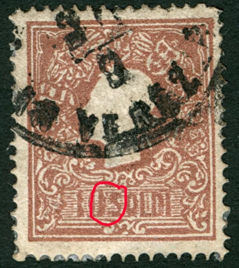 Lombardei-Venetien, Ausgabe 1858/62, 1859/62 Pf1810