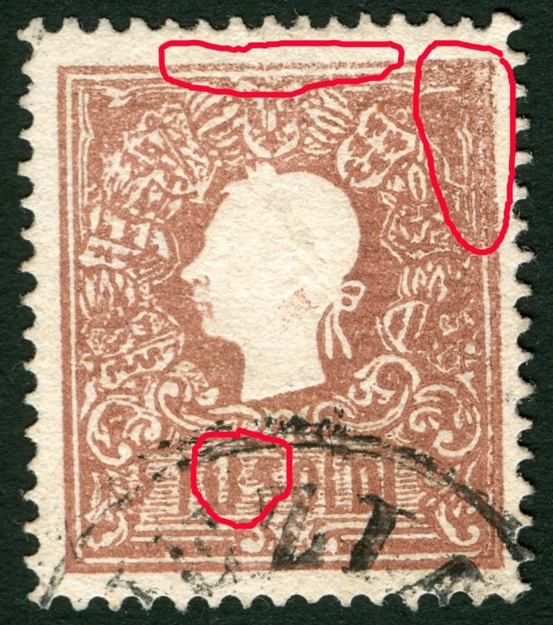 Lombardei-Venetien, Ausgabe 1858/62, 1859/62 Pf1910