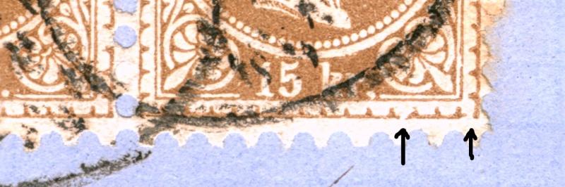 Freimarken-Ausgabe 1867 : Kopfbildnis Kaiser Franz Joseph I - Seite 3 Pf210