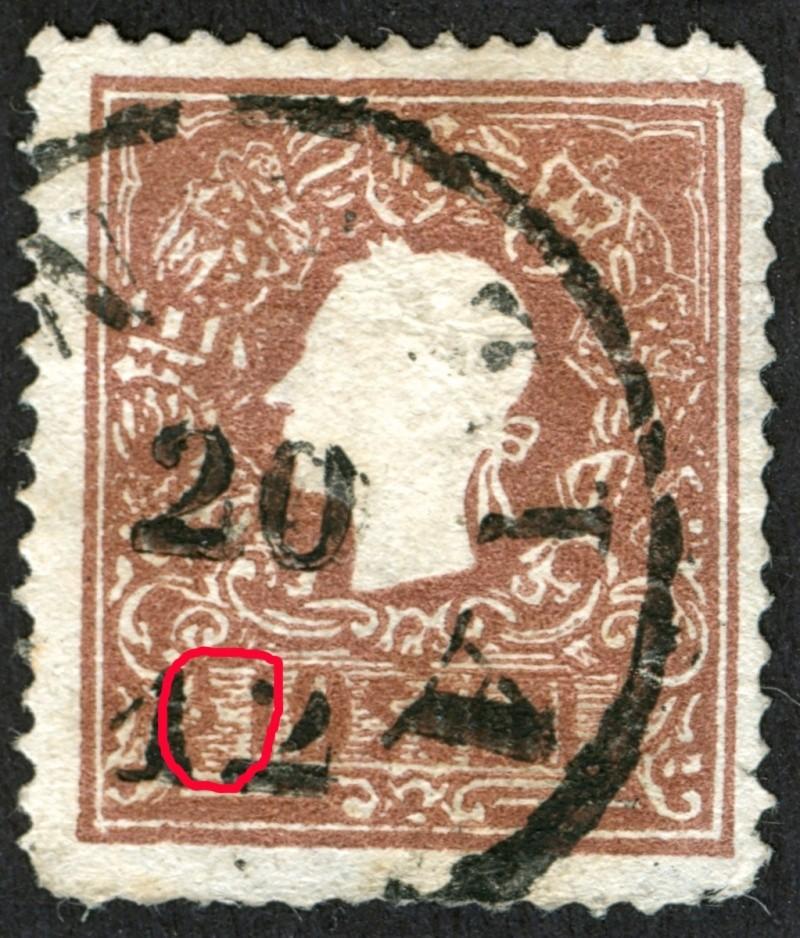 Lombardei-Venetien, Ausgabe 1858/62, 1859/62 Pf710