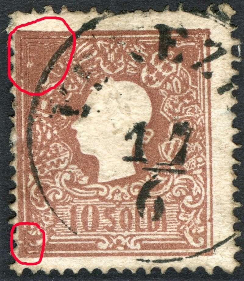 Lombardei-Venetien, Ausgabe 1858/62, 1859/62 Pf910