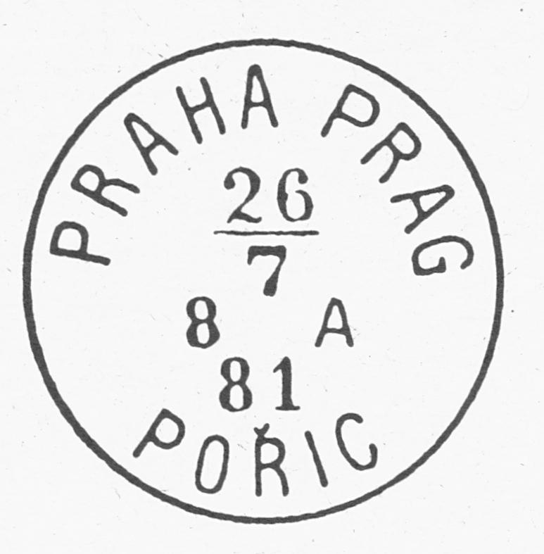 Freimarken-Ausgabe 1867 : Kopfbildnis Kaiser Franz Joseph I - Seite 3 Poric10