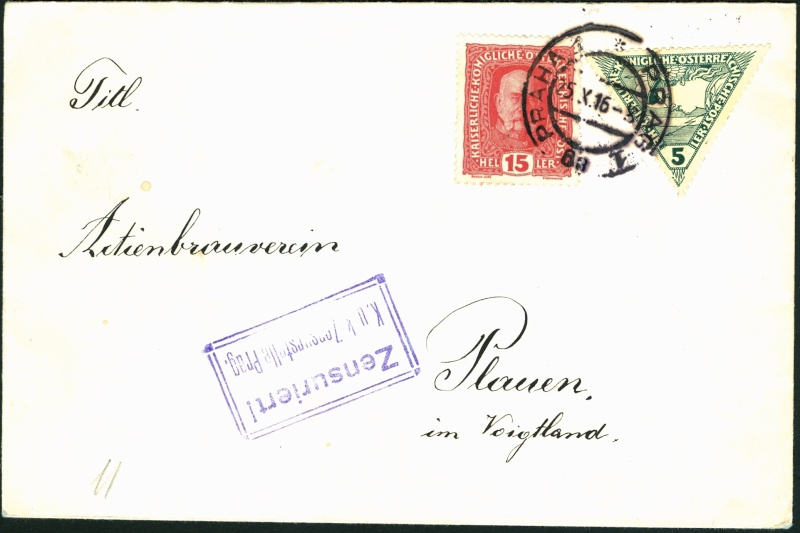 1914 - 1918   Der Untergang der K.u.K. Monarchie Prag-p10