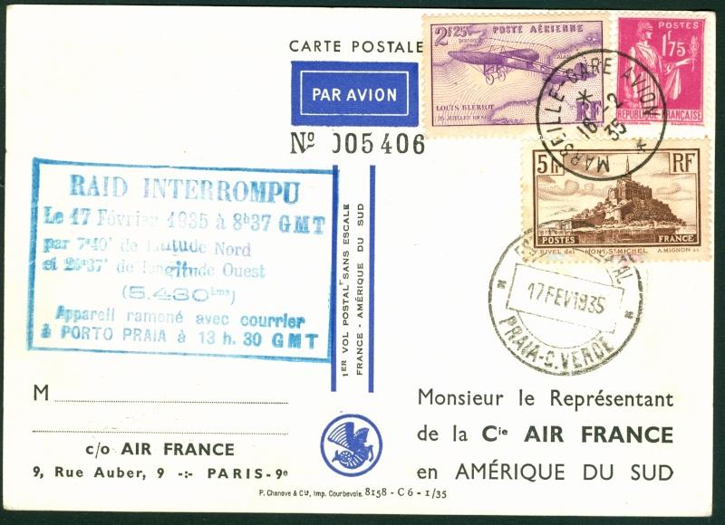 Flugpost Frankreich, wer weiß etwas dazu? Raid_i11