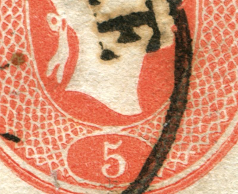 Lombardei-Venetien, Ausgabe 1861/62 Stadiu12