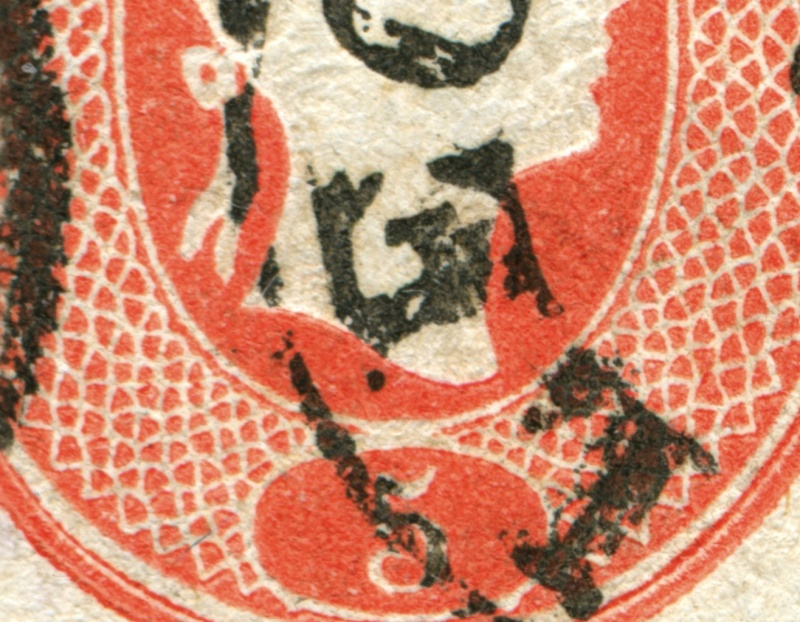 Lombardei-Venetien, Ausgabe 1861/62 Stadiu13