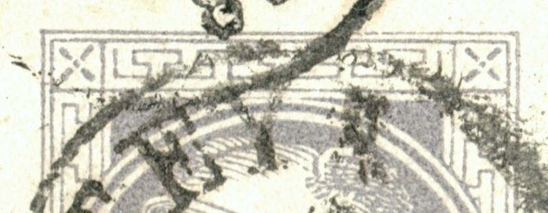 DIE ZEITUNGSMARKEN AUSGABE 1867 T_iiia12