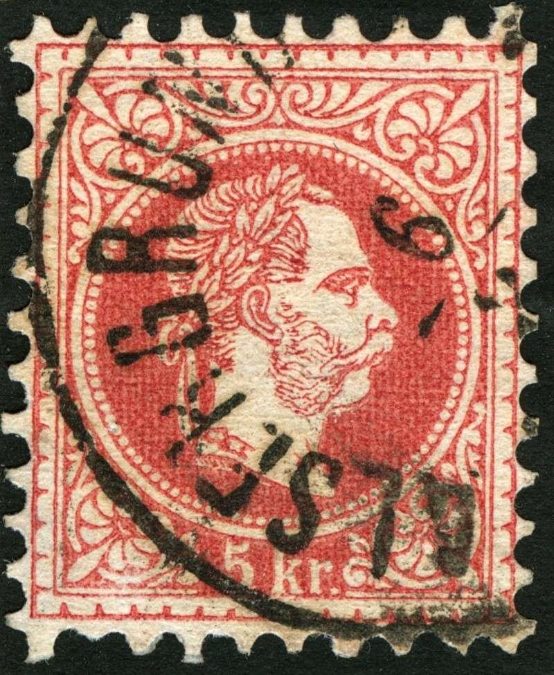 Freimarken-Ausgabe 1867 : Kopfbildnis Kaiser Franz Joseph I - Seite 5 Ti_geg11