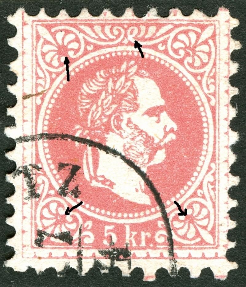 Freimarken-Ausgabe 1867 : Kopfbildnis Kaiser Franz Joseph I - Seite 4 Ti_pf111