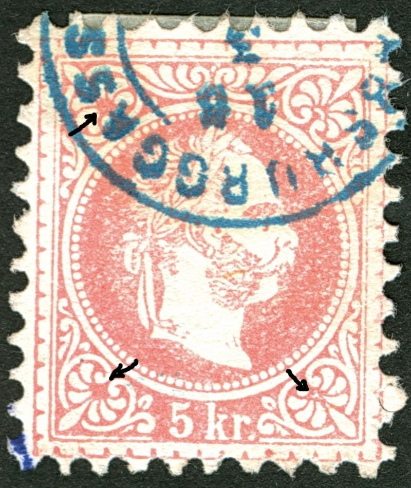 Freimarken-Ausgabe 1867 : Kopfbildnis Kaiser Franz Joseph I - Seite 4 Ti_pf112