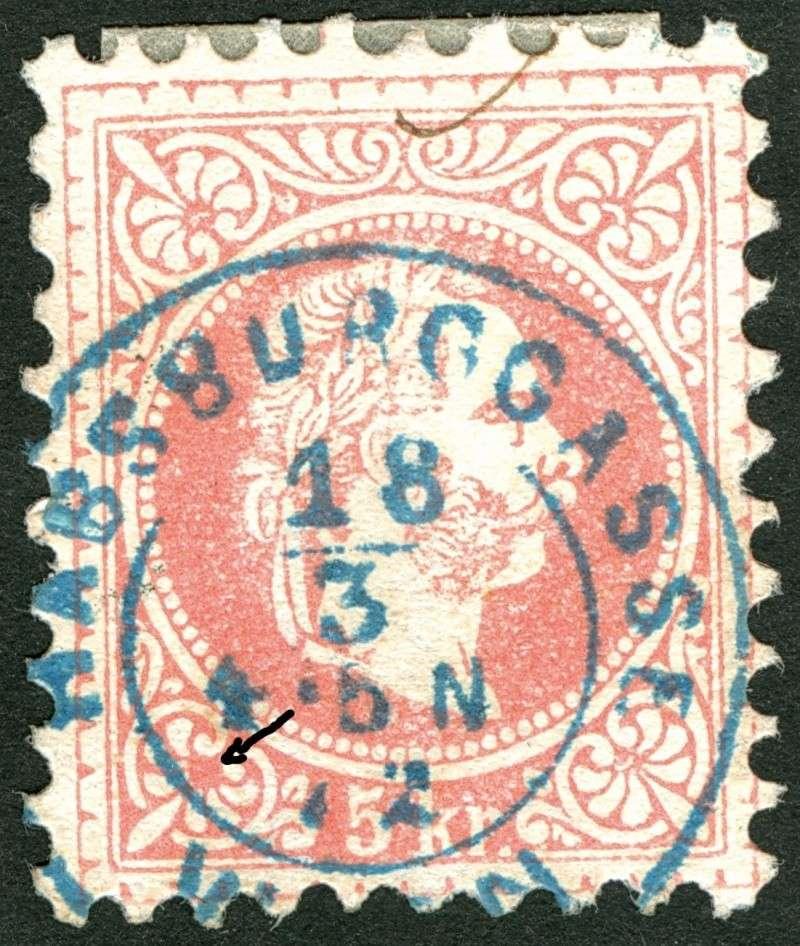 Freimarken-Ausgabe 1867 : Kopfbildnis Kaiser Franz Joseph I - Seite 4 Ti_pf113