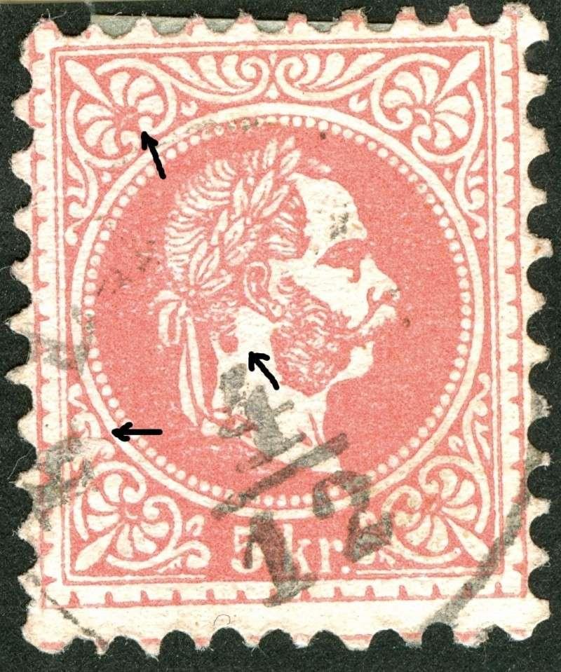 Freimarken-Ausgabe 1867 : Kopfbildnis Kaiser Franz Joseph I - Seite 4 Ti_pf118