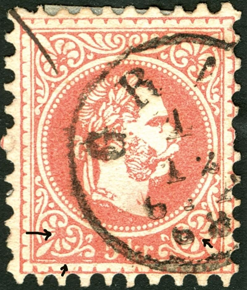 Freimarken-Ausgabe 1867 : Kopfbildnis Kaiser Franz Joseph I - Seite 4 Ti_pf310