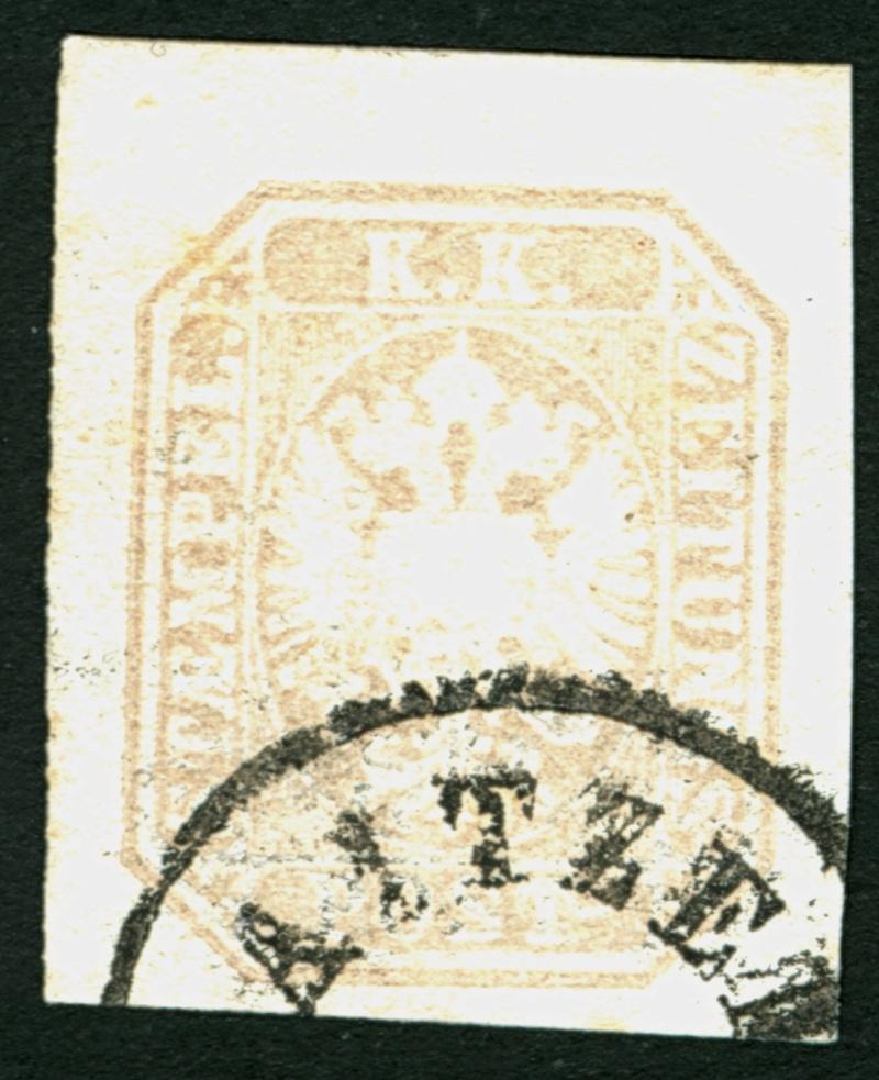 DIE ZEITUNGSMARKEN AUSGABE 1863 Zeitun17