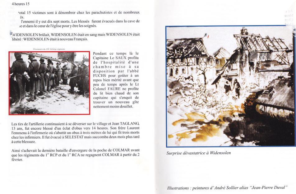 1er RCP 1945 Bataille d'Alsace Abbe10