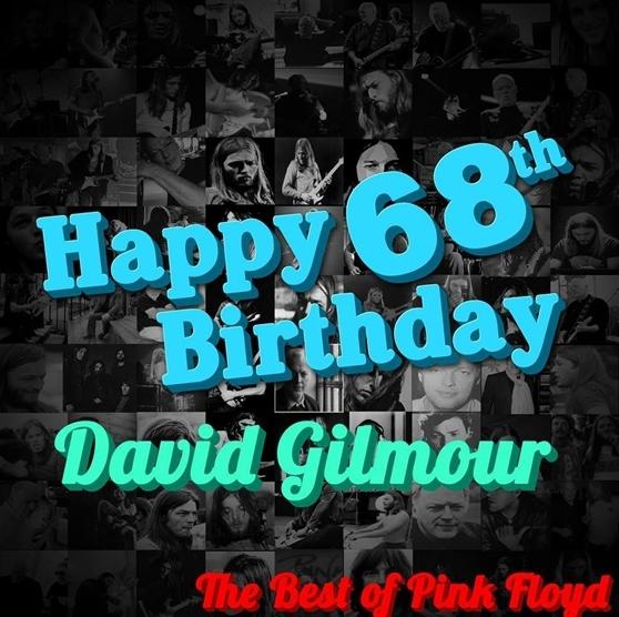Happy Birthday Sir Gilmour! 19648410