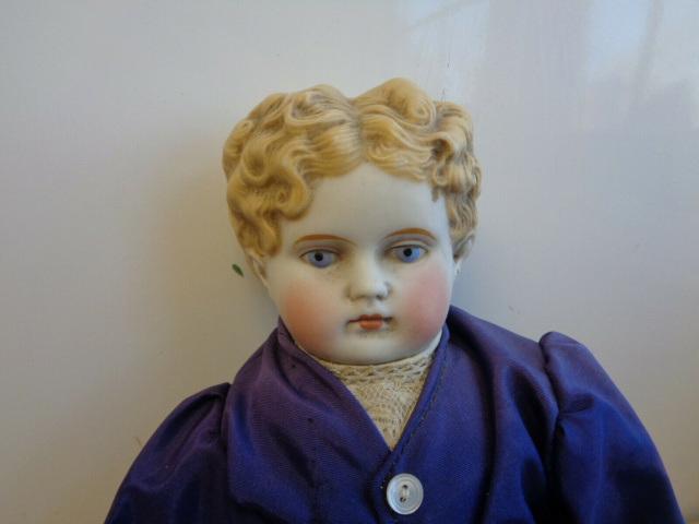 """Rétro mais si belles! Les """"anciennes"""" de marrainefée (nouvelles photos le 15/05/19: poupée Parian P4) - Page 4 111"""