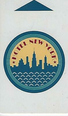 [Recherche] ancienne carte magnétique clé chambre hotel New York Carte-10