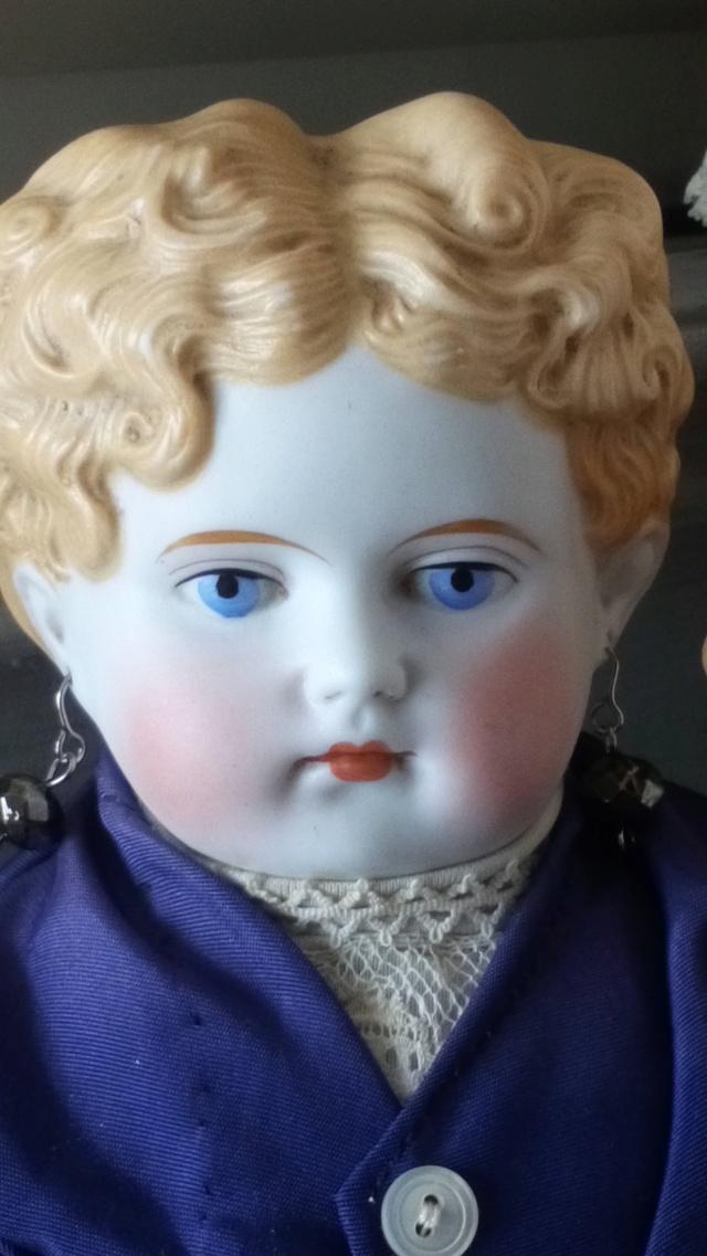 """Rétro mais si belles! Les """"anciennes"""" de marrainefée (nouvelles photos le 15/05/19: poupée Parian P4) - Page 4 Dsc_0763"""