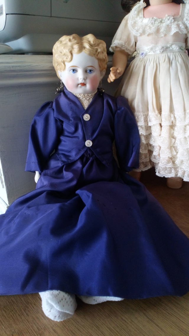 """Rétro mais si belles! Les """"anciennes"""" de marrainefée (nouvelles photos le 15/05/19: poupée Parian P4) - Page 4 Dsc_0764"""