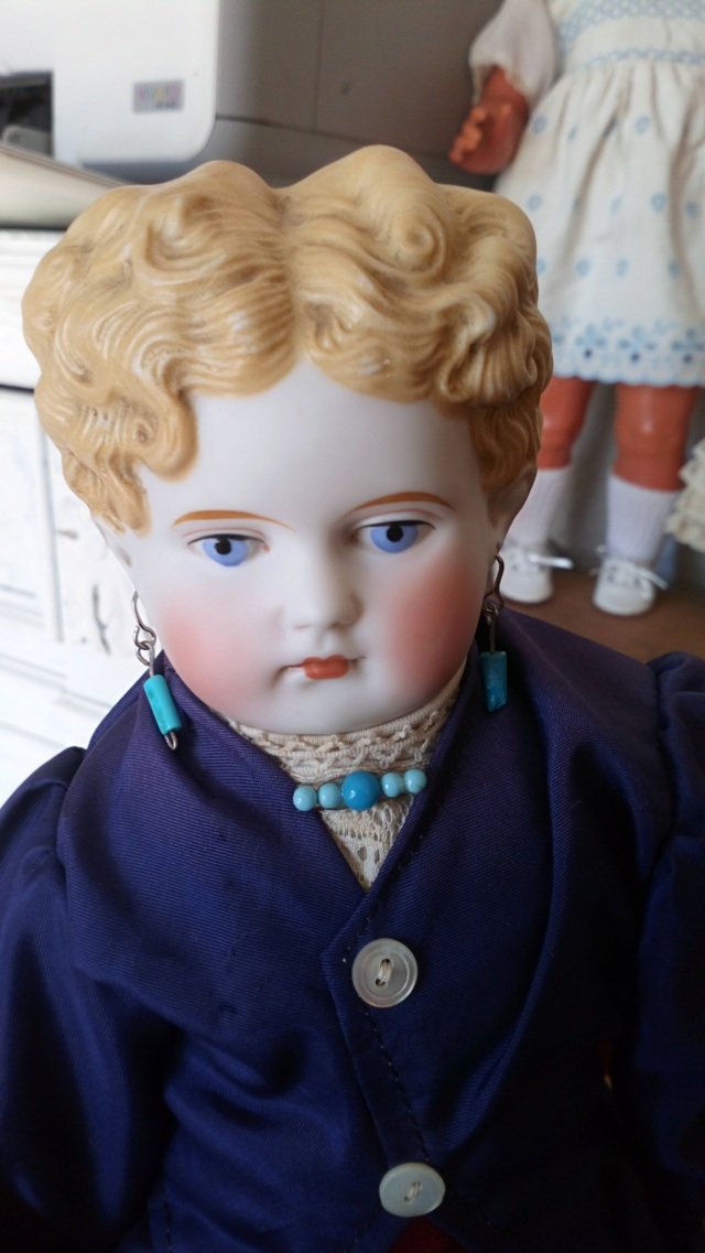 """Rétro mais si belles! Les """"anciennes"""" de marrainefée (nouvelles photos le 15/05/19: poupée Parian P4) - Page 4 Dsc_0770"""