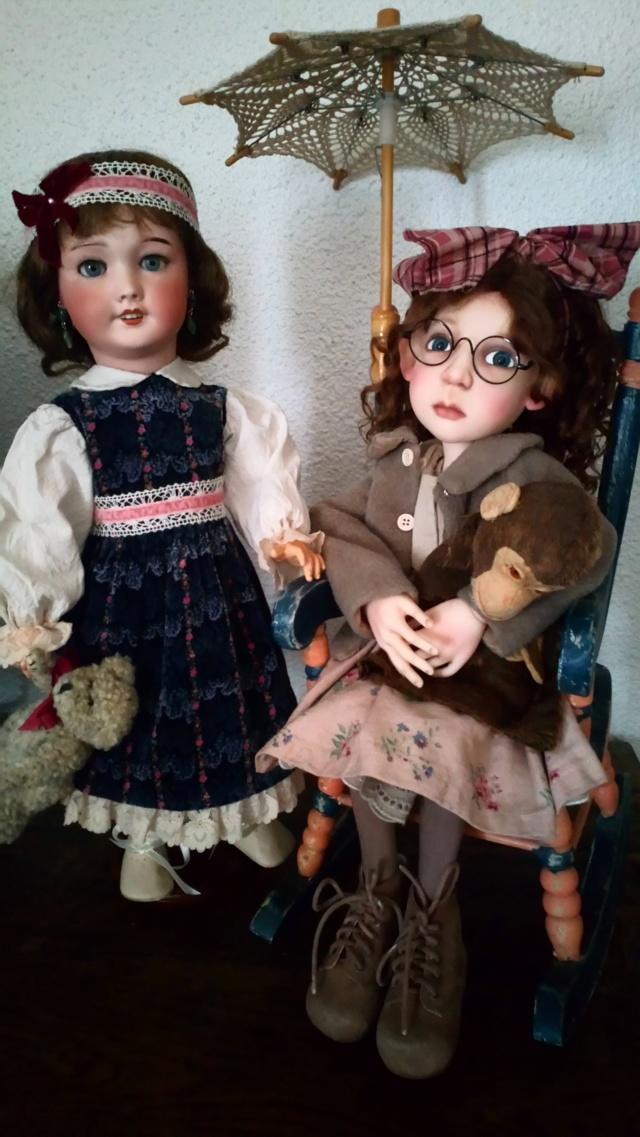 """Rétro mais si belles! Les """"anciennes"""" de marrainefée (nouvelles photos le 25/05/19 P4: poupée Parian autre photo et SFBJ 301) - Page 4 Dsc_0782"""