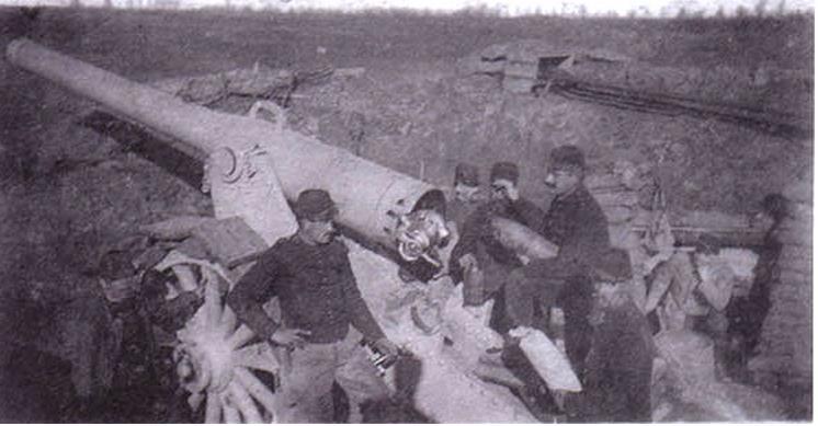 Projet 1914: 155 de Bange B10