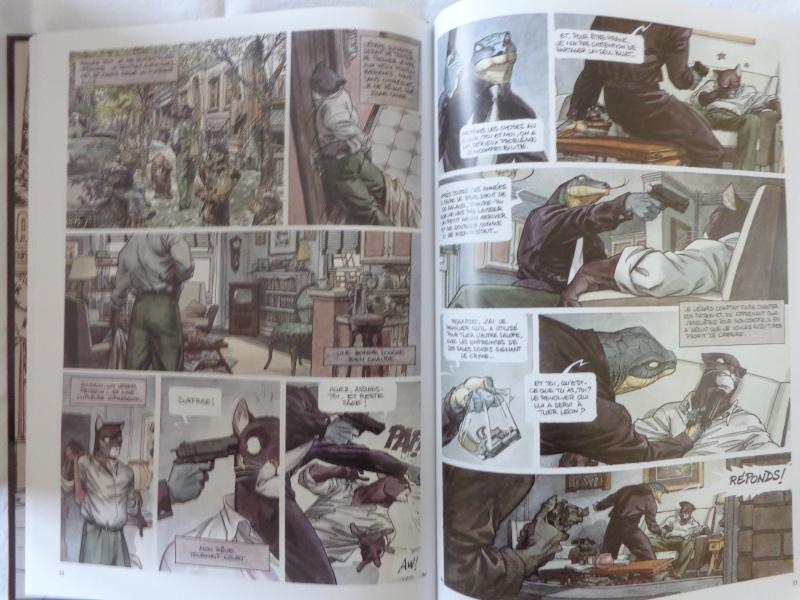 pour les amoureux des Bandes Dessinées  - Page 2 Dsc00474