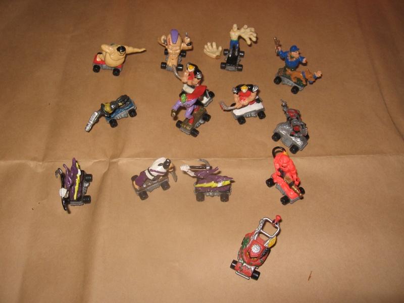 Tipi tosti, Skatenati, aerei e moto Panini, Trolls, mini Ninja Img_2611