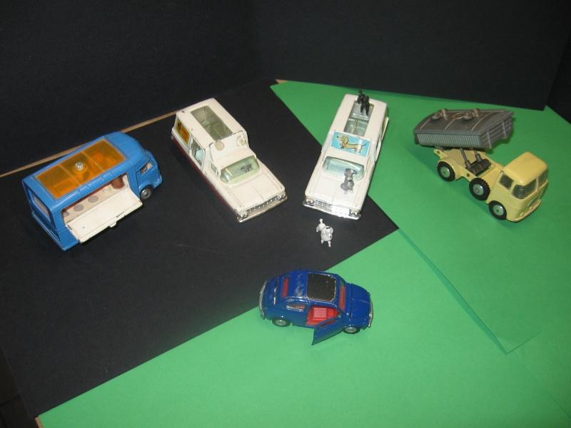 Corgi toys anni'60 Img_2927