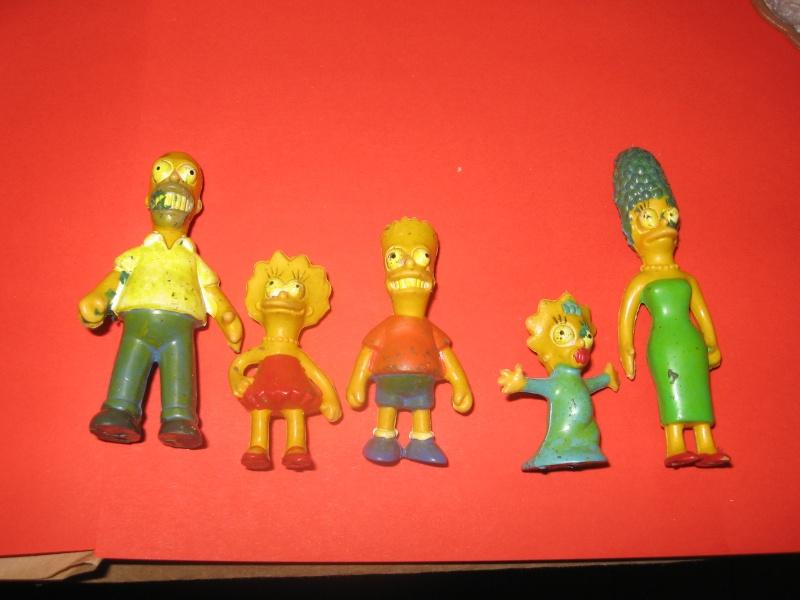 Puffi e altri personaggi in PVC Img_2945
