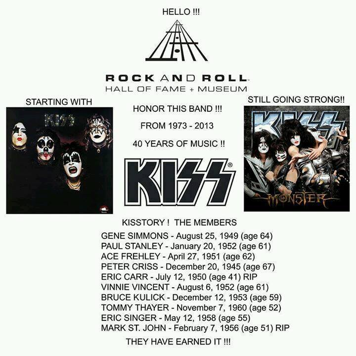 KISS , nominé pour entrer au Rock'n'Roll Hall Of Fame en 2014 - Page 12 10168210