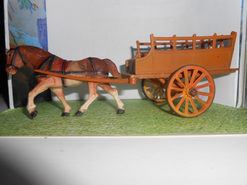 diligence et chariot 00317