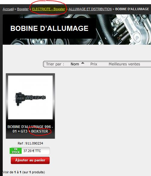 référence bobine  Pas_di10