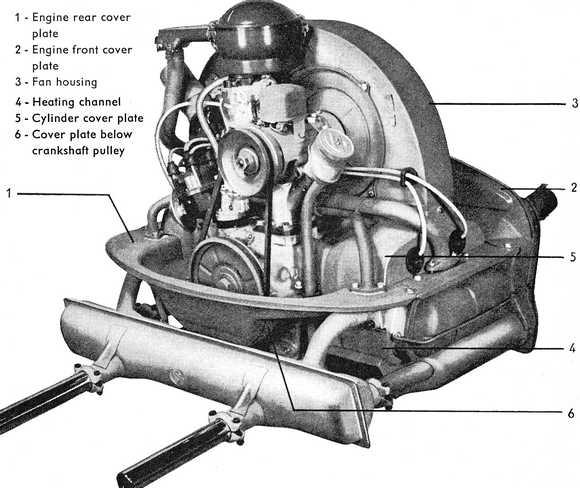 Tôles moteur poulie et arrière moteur 40hpti10