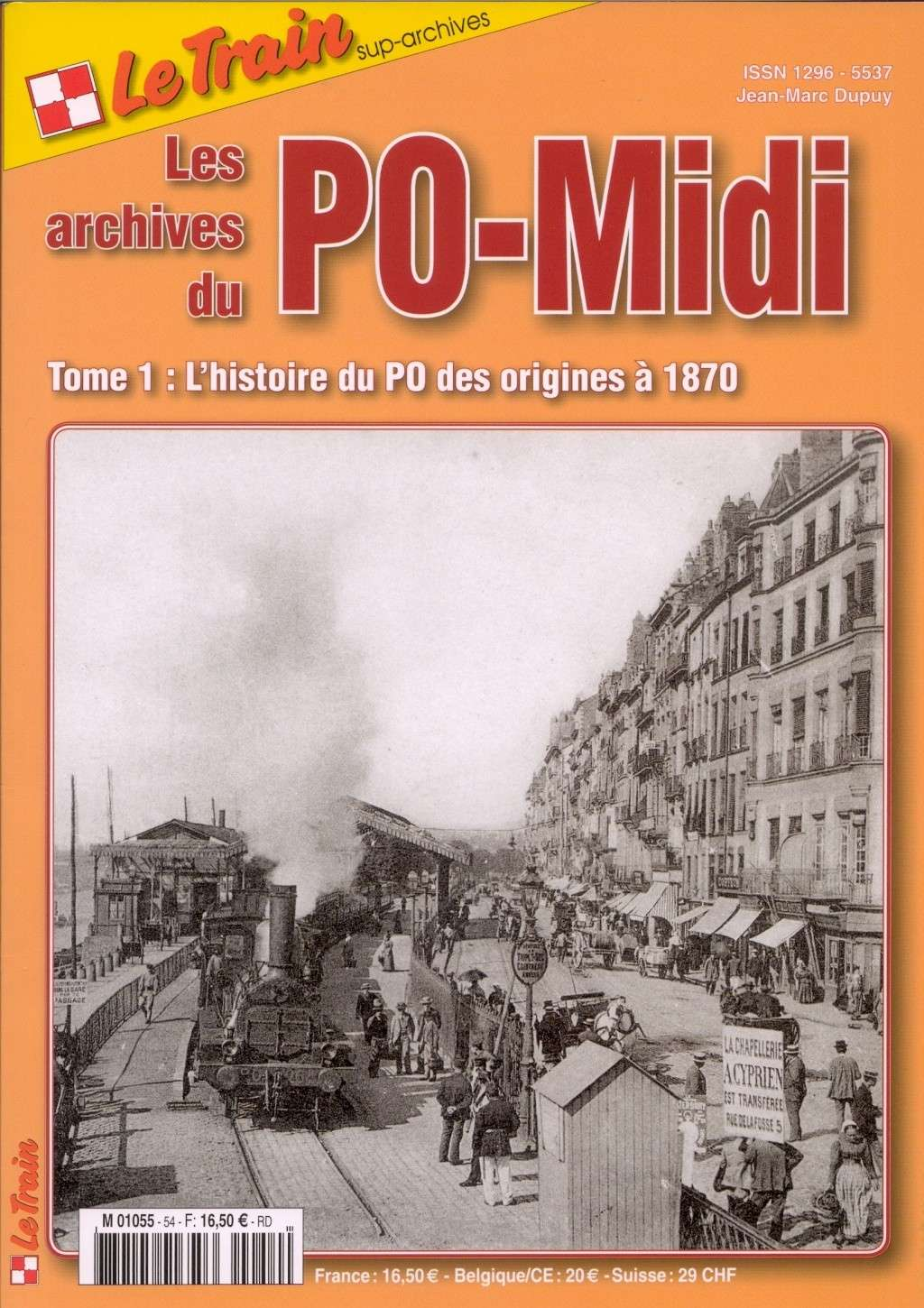 Le Train - Les archives du PO - Midi 2014/02 Numari11
