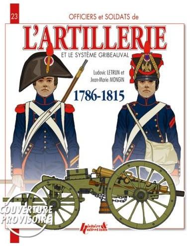 L'artillerie et le systeme Gribeauval 1786 - 1815 (H & C) Os-art10