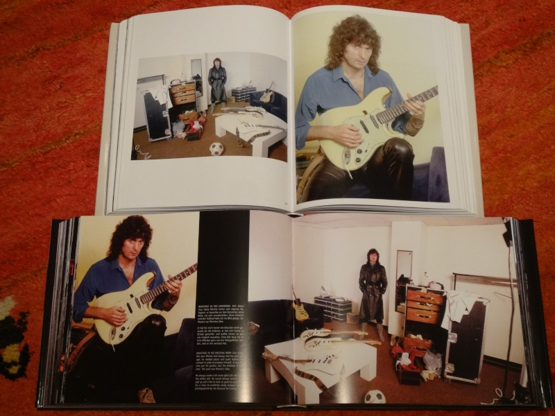 Ritchie Blackmore: Didi Zill's Deep Purple photo books 2014-015