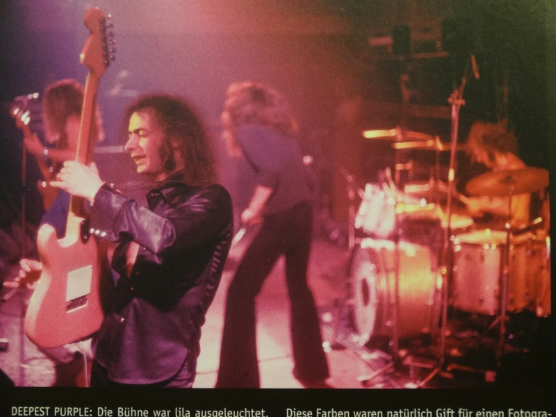 Ritchie Blackmore: Didi Zill's Deep Purple photo books 2014-016