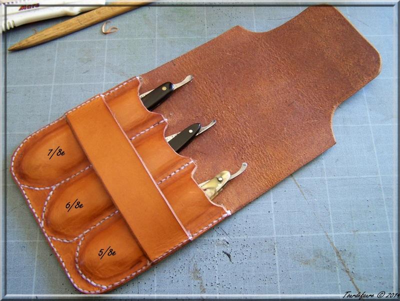 Accessoires en cuir pour le rasage - Page 2 Pochet17
