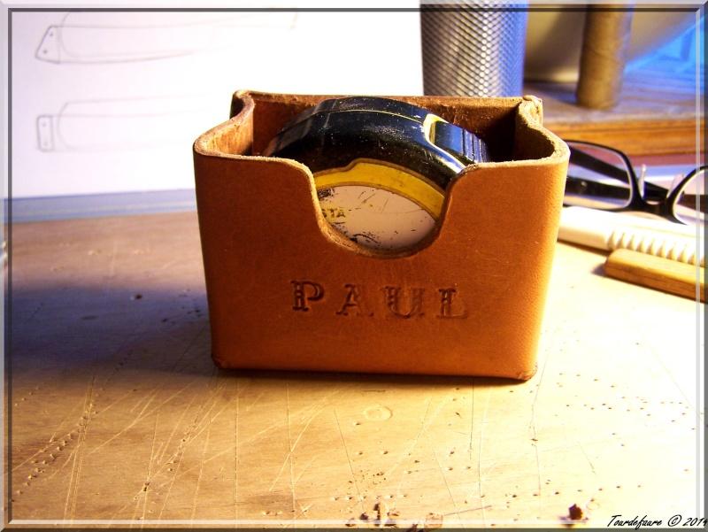Accessoires en cuir pour le rasage - Page 2 Pochet47