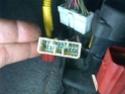 alarme surchauffe boîte automatique diesel Cablag15