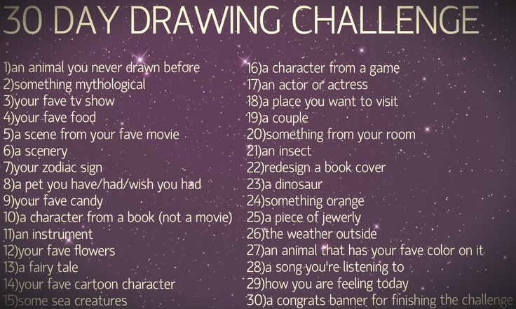 30 Day Drawing Challenge 30_day10