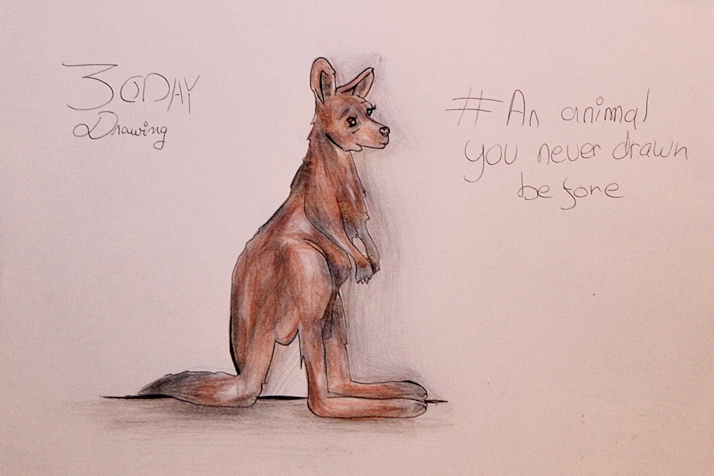 30 Day Drawing Challenge Img_9310