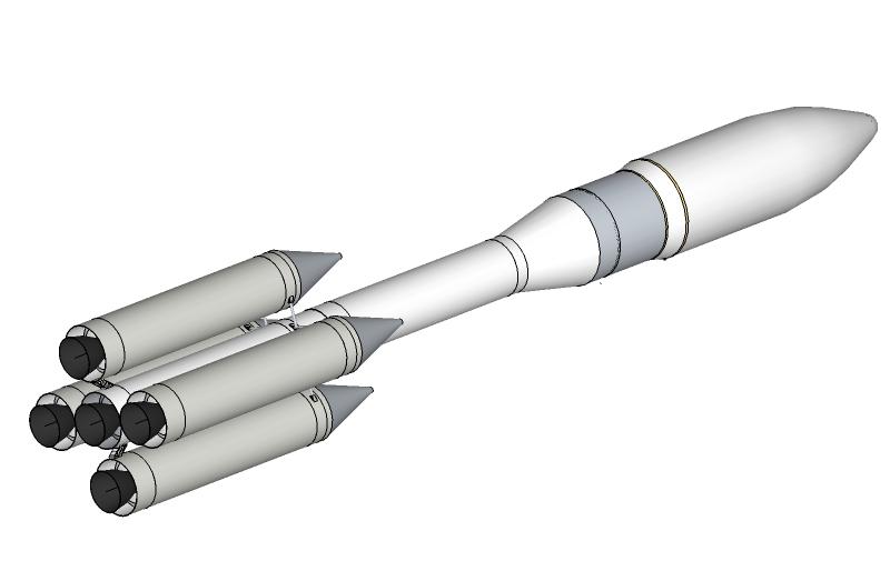 Développement des nouveaux lanceurs (Ariane 5ME - Ariane 6) - Page 2 Ariane10