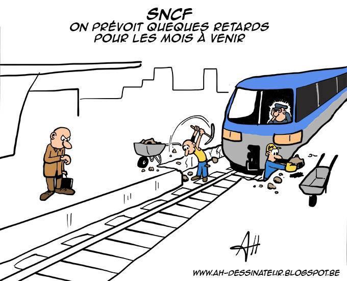 SNCF - Humour 10300110