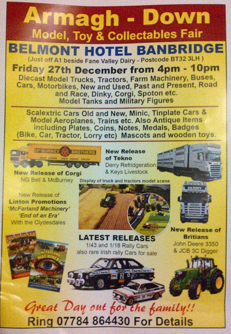 Banbridge Model, Toy and Collectables Fair N.Ireland Img-2029