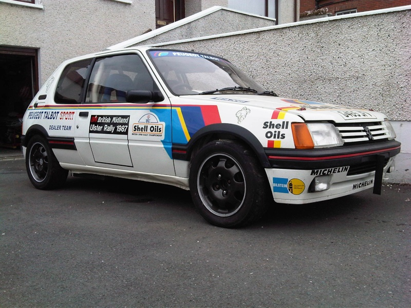Reproduction Rally Plates Img00910
