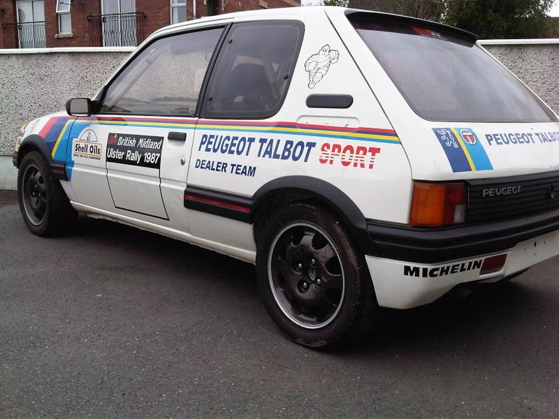 Reproduction Rally Plates Img01010
