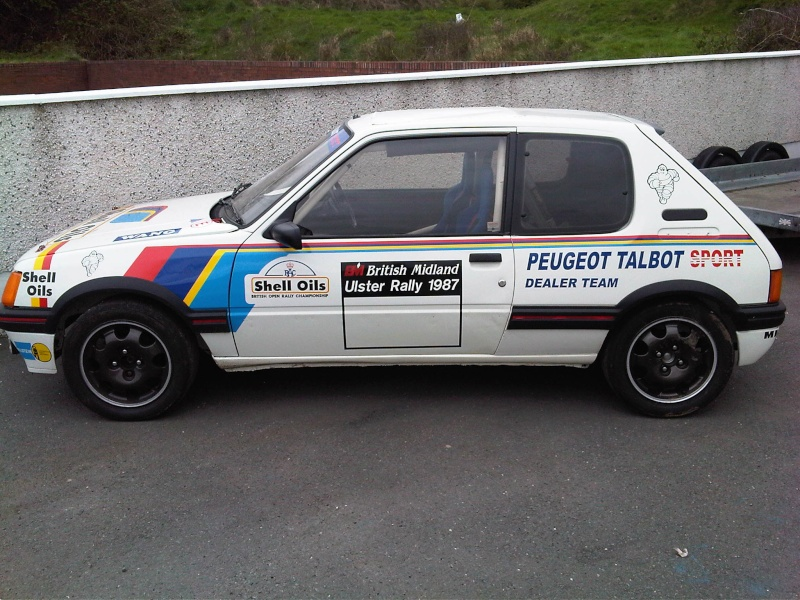 Reproduction Rally Plates Img01011